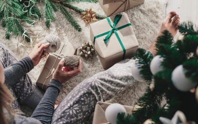 Doce ideas de regalos de Navidad